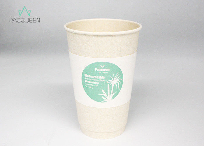 Takeout Personalized Coffee Cup Sleeves